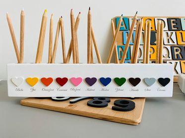 KATEGÓRIA - maľované pastelkovníčky